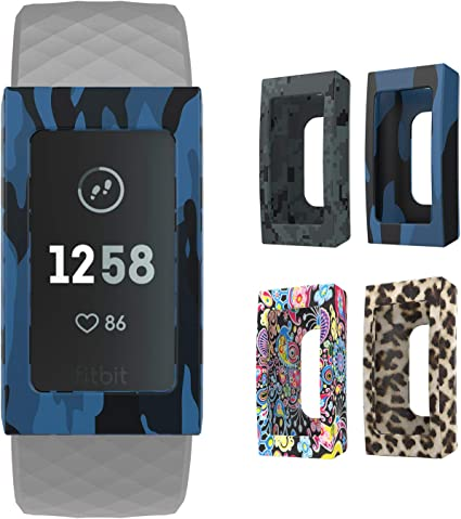 For Fitbit Charge HR Charge Band Cover Shockproof Sleeve Slim Soft Case