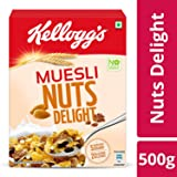 Kellogg's Muesli Nuts Delight, 500 GMS