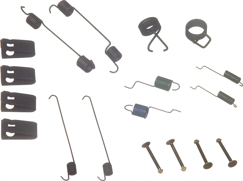 Wagner H17247 Drum Brake Hardware Kit Rear