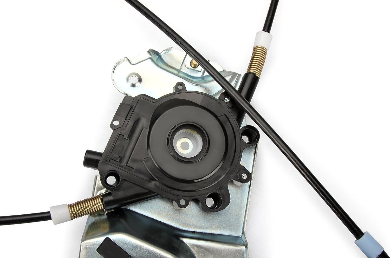 Alzacristalli Elettrico Anteriore Destro Senza Motore 4//5 Porte Dromedary 6N4837462
