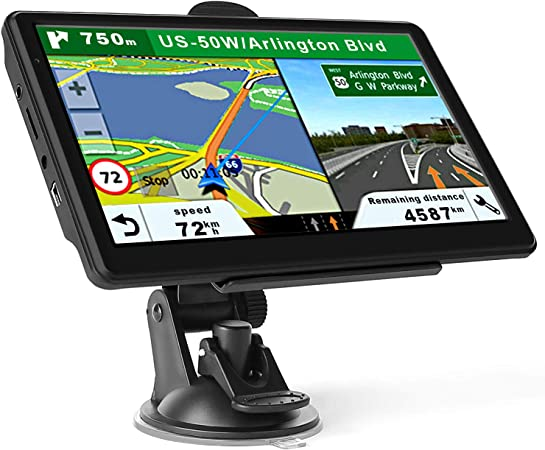 Garmin Map Update Usa And Canada Amazon.com: GPS Navigation for Car Truck, Latest Map Touchscreen 7