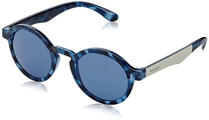 MR.BOHO, Monochrome blue dalston - Gafas De Sol unisex color ...