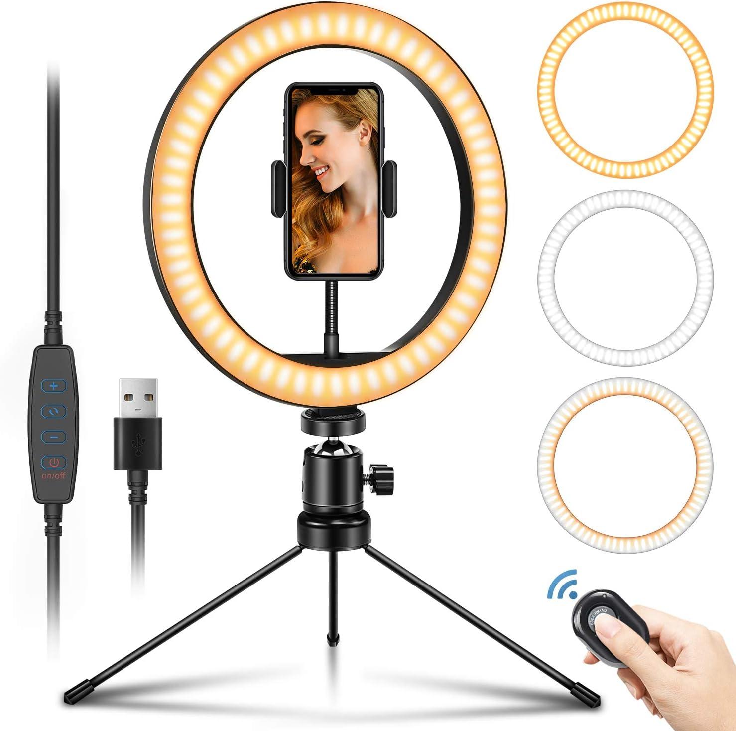 Selfie Ring Light 10