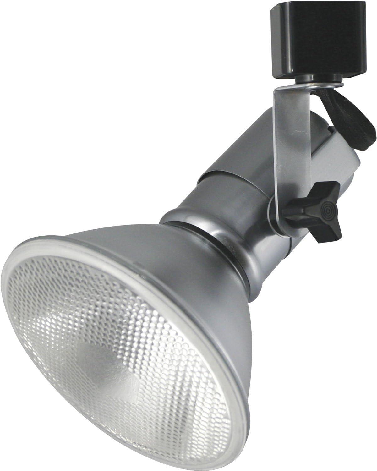Brushed Steel Cal Lighting HT-226-BS LINE Voltage,Adjustable Universal