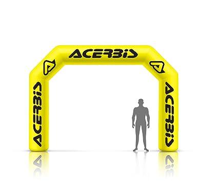 Arco acerbis hinchable Amarillo: Amazon.es: Coche y moto