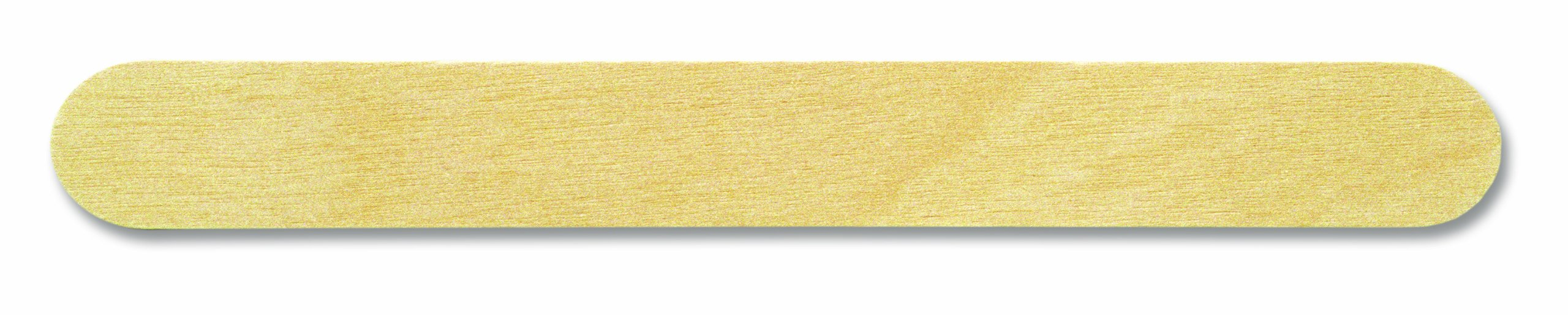 Puritan 706 Standard Tongue Depressor, Non-Sterile, 6 x 11/16'' (Case of 1200)