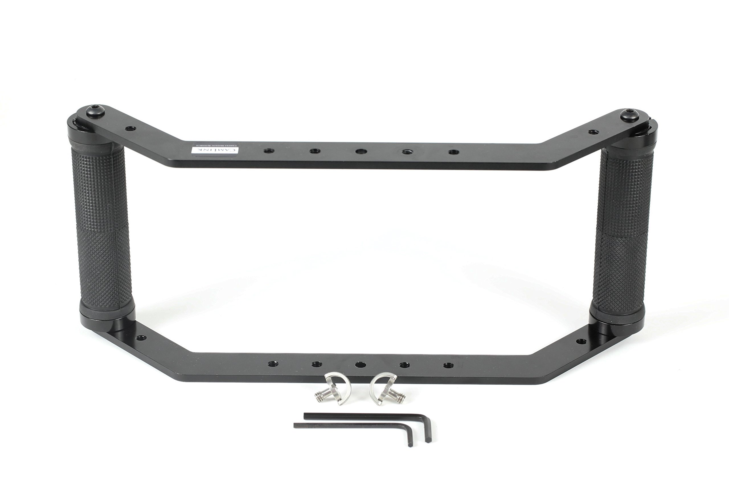 CMR Adjustable Director's Field Monitor Cage and Camera Support. Monitors Up To 10'' Wide and 8'' Tall.