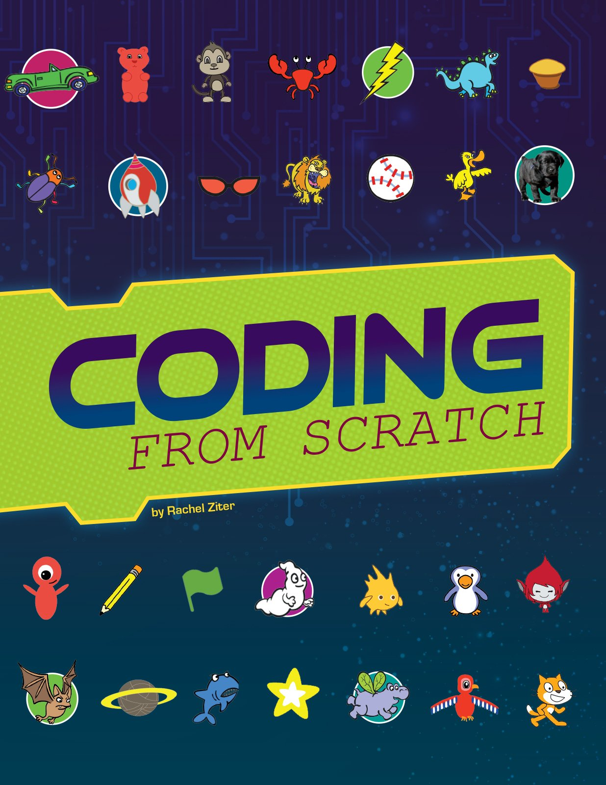 Coding from Scratch (Dabble Lab) (Code It Yourself) by Capstone Press