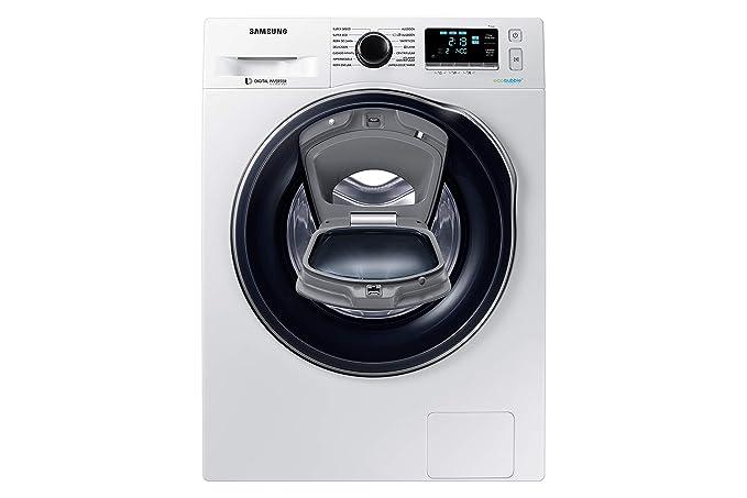 Samsung - Lavadora AddWashTM Serie 6 8kg WW80K6414QW A+++, Carga ...