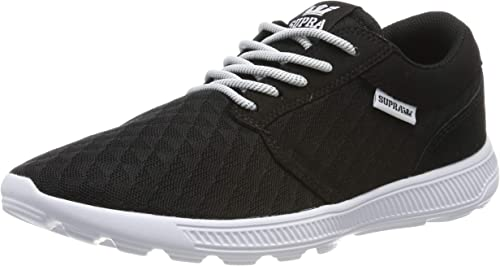 SUPRA Mens Hammer Run Low Top Lace Up Fashion Sneakers