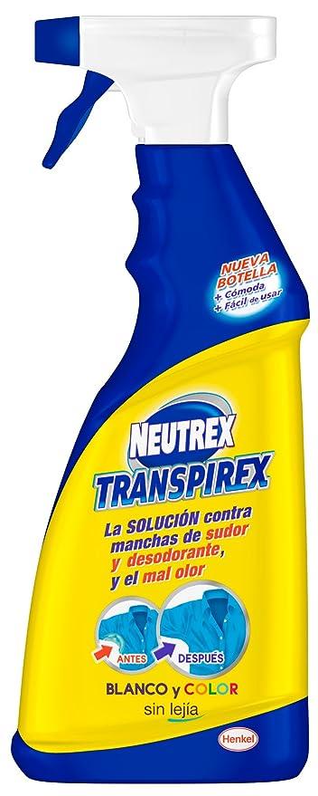 Neutrex Transpirex Pistola Quitamancas - 600 ml