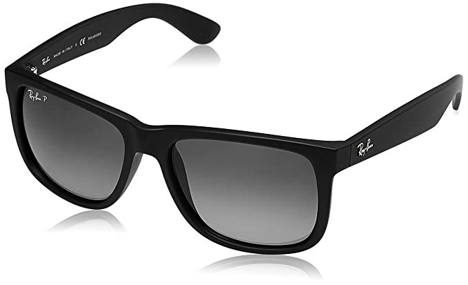 1ad77d6edf8 Amazon.com  Ray-Ban Justin Classic Sunglasses