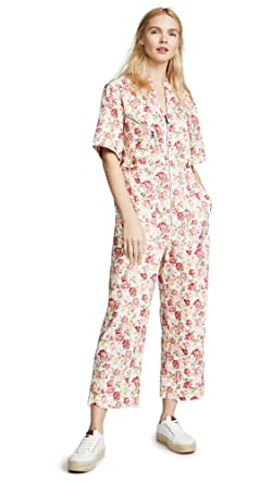 a2f758142c7d Amazon.com  Petersyn Women s Shena Jumpsuit  Clothing