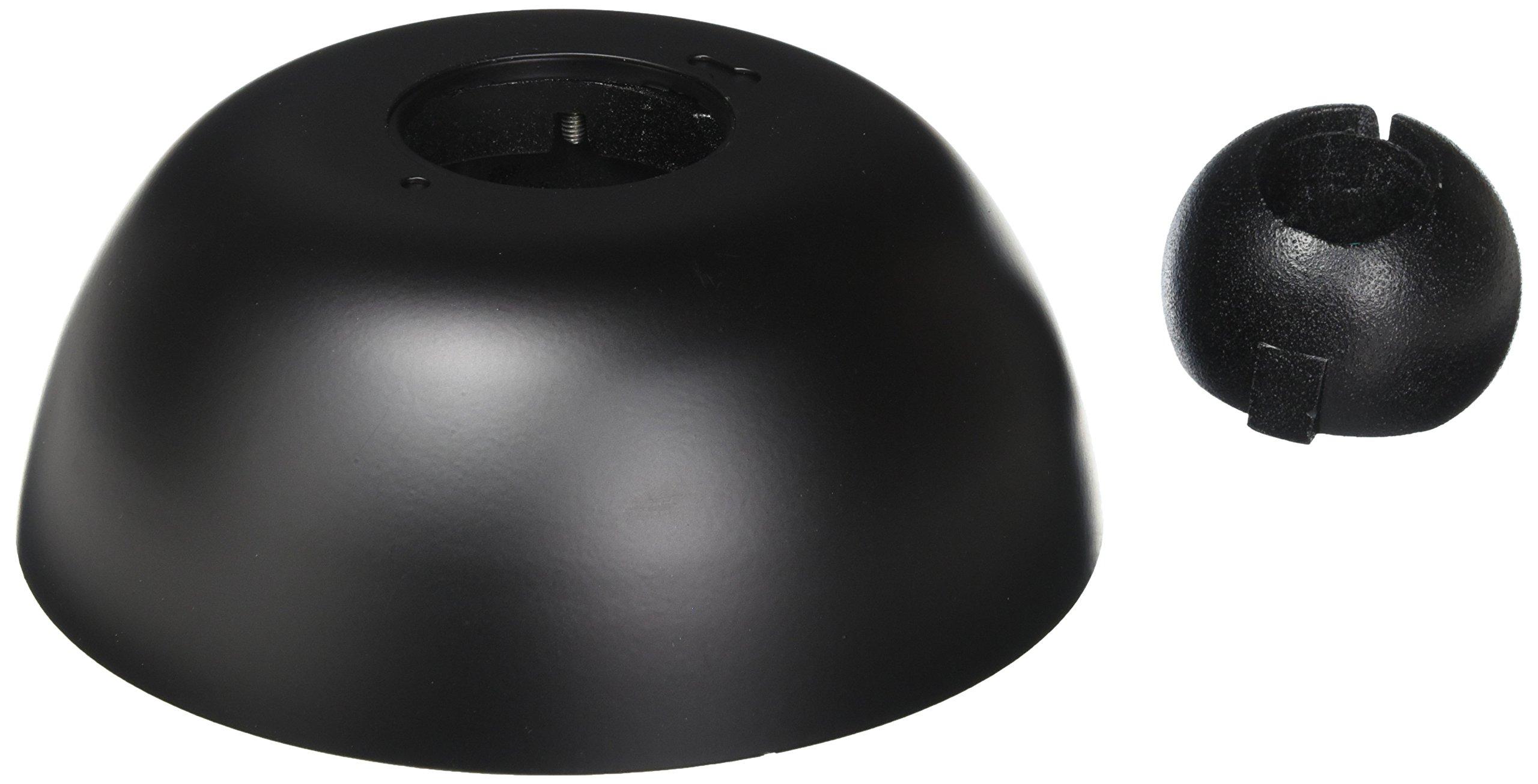 Fanimation SCK1-52BL Sloped Ceiling Kit, 1-Inch, Black