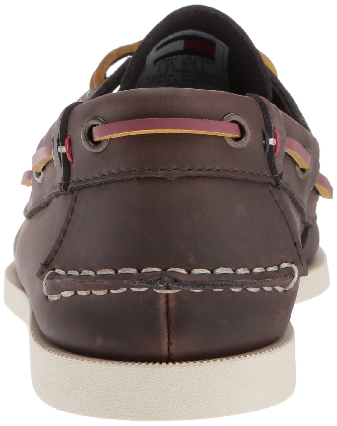 Tommy Hilfiger Men's Bowman Boat shoe,Coffee Bean,8.5 M US by Tommy Hilfiger (Image #2)