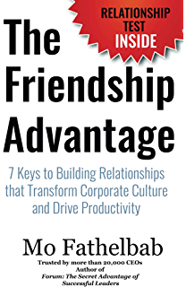 Amazon great at work how top performers do less work better the friendship advantage 7 keys to building relationships that transform corporate culture and drive productivity fandeluxe Choice Image