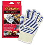 'Ove' Glove, Heat Resistant, Hot Surface Handler Oven Mitt/Grilling Glove, Perfect For Kitchen/Grilling, 540 Degree...