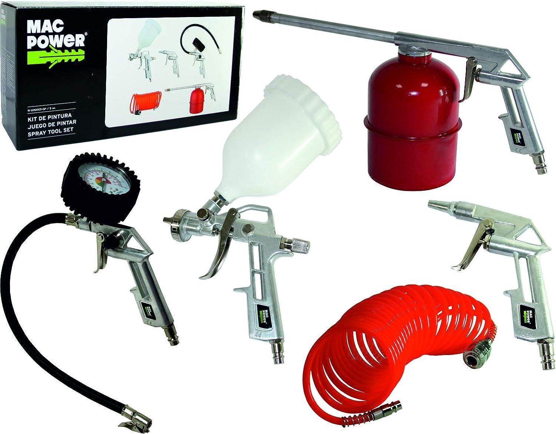 Mac Power 66110 Kit de aire comprimido
