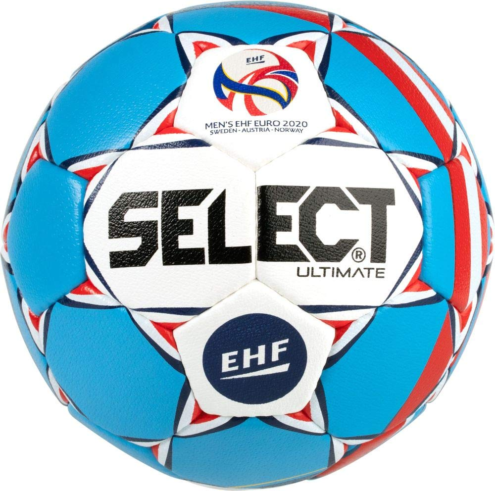 Fan Sport 24 Select Ultimate EC 2020 EHF - Balón de Balonmano (5 ...