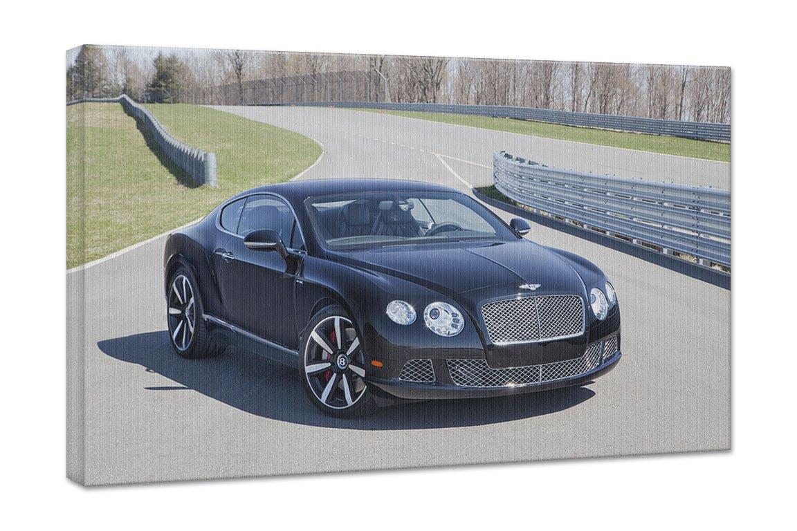 Amazon.com: 2014 Bentley Continental Gt W12 Le Mans Edition 24X36 ...