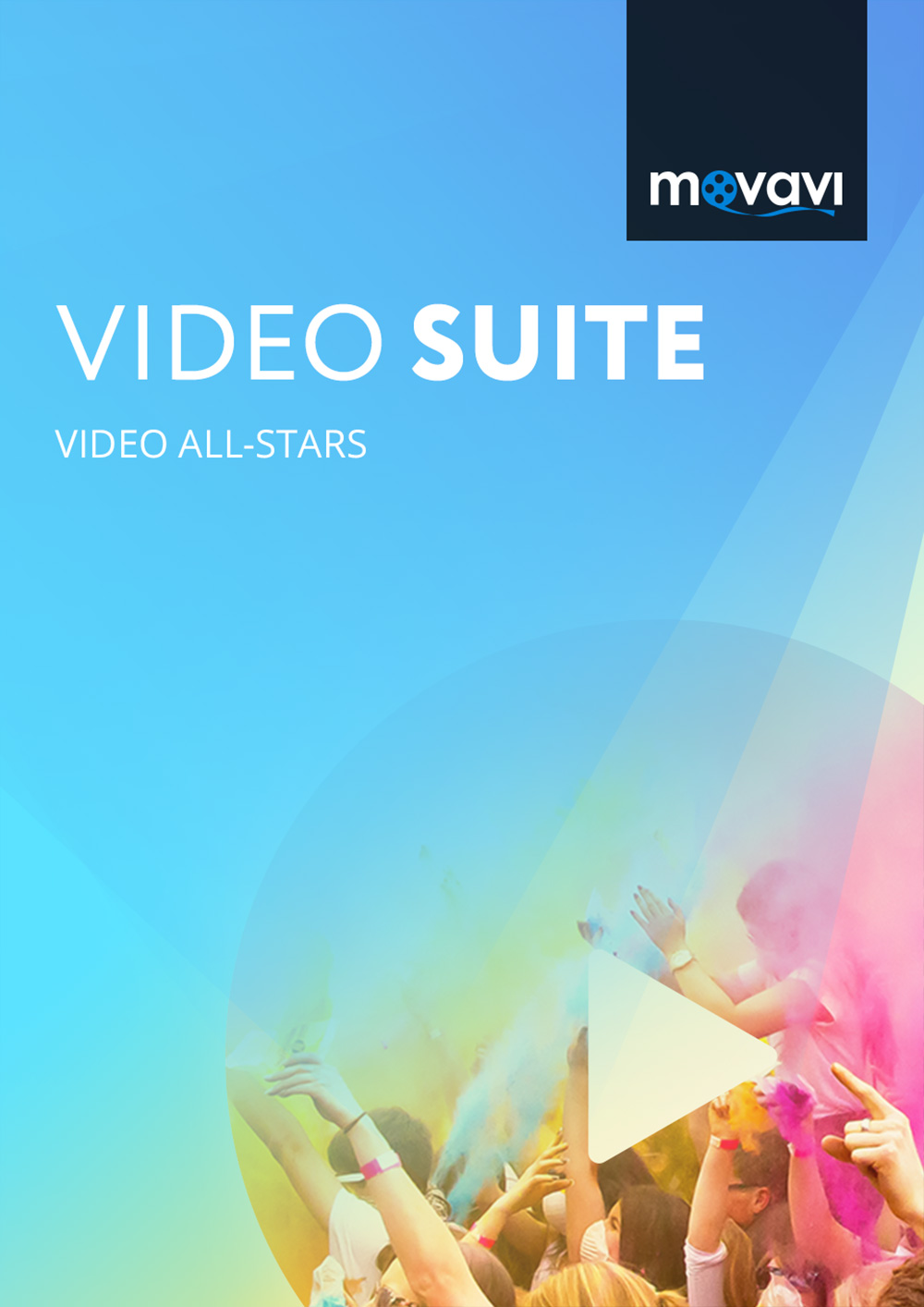 Movavi Video Suite 17 Video Editing Software Personal [Download] by Movavi