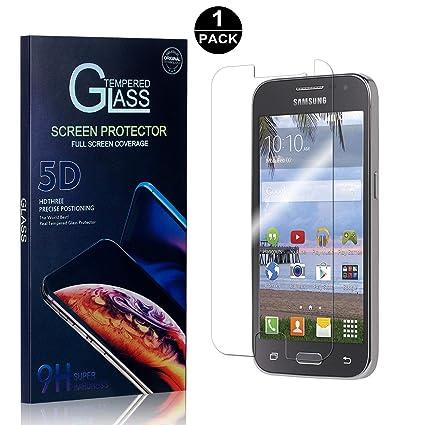 Senza Bolle Alta Definizione 1 Pack Galaxy S7 Vetro Temperato SONWO Anti graffio Pellicola Protettiva per Samsung Galaxy S7