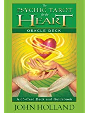 Psychic Tarot For The Heart Oracle Deck: A 65-Card Deck AndGuidebook, The