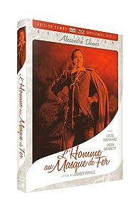 L'Homme au masque de fer [Italia] [Blu-ray]