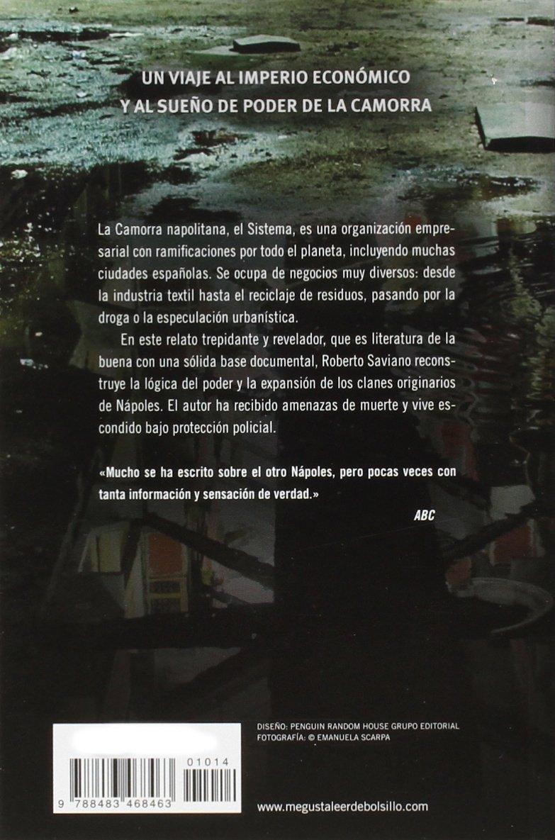 Gomorra (spanish Edition): Roberto Saviano: 9788483468463: Amazon: Books