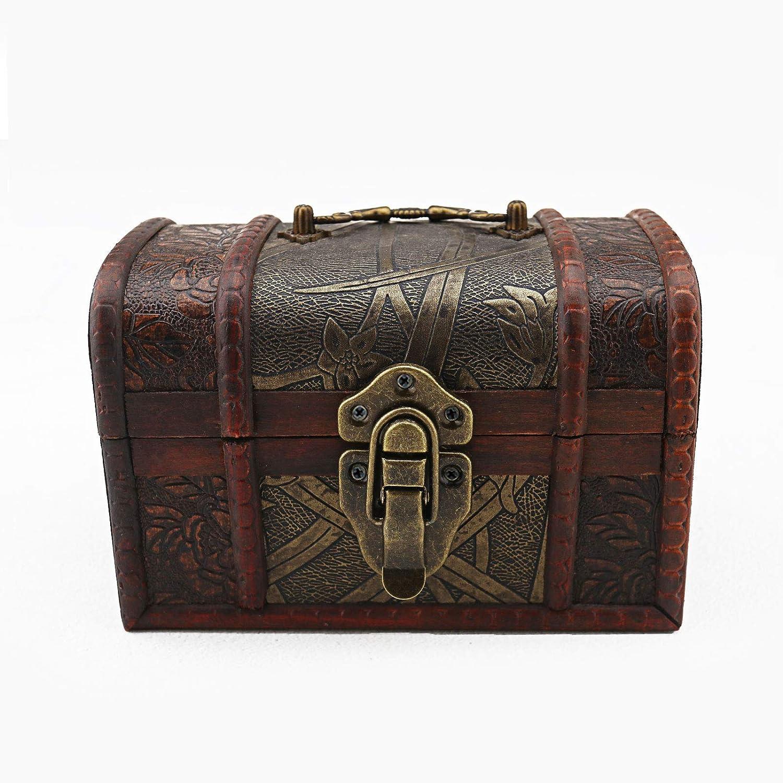 OTOTEC Lot de 8 loquets en m/étal style r/étro avec fermoir en forme de canard Bronze antique