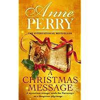 A Christmas Message (Christmas Novella 14): A gripping murder mystery for the festive season