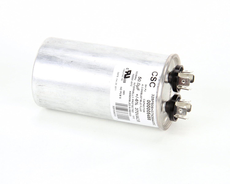 Manitowoc Ice 000005488 Run Capacitor, 50Mfd, 370 VAC