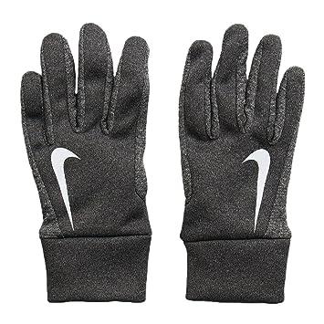 Nike Hyperwarm Field Player Gloves [BLACK HEATHER] (M)