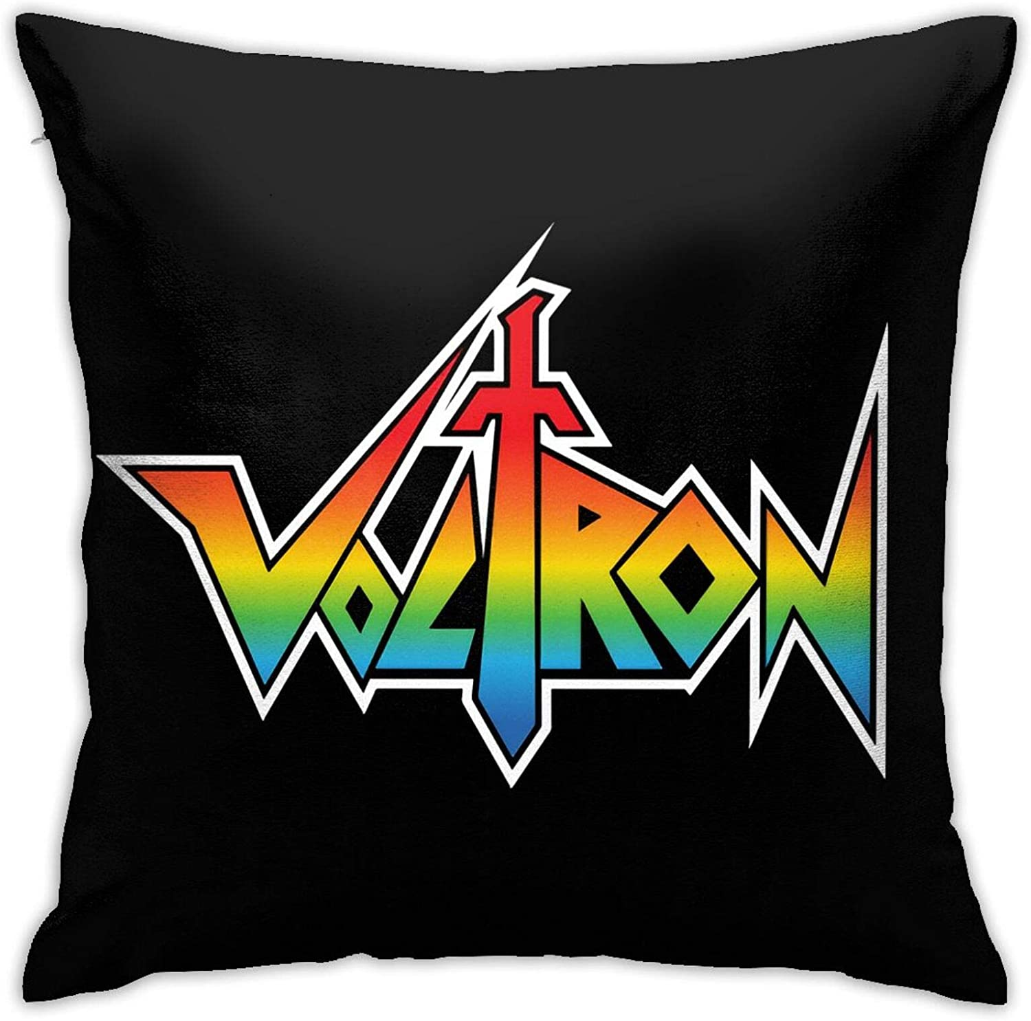 BAIJEN Volt-Ron Defender of The Universe Ii Pillowcase Home Sofa Bed Decorated with Soft and Comfortable Washing Pillowcase (1818in)