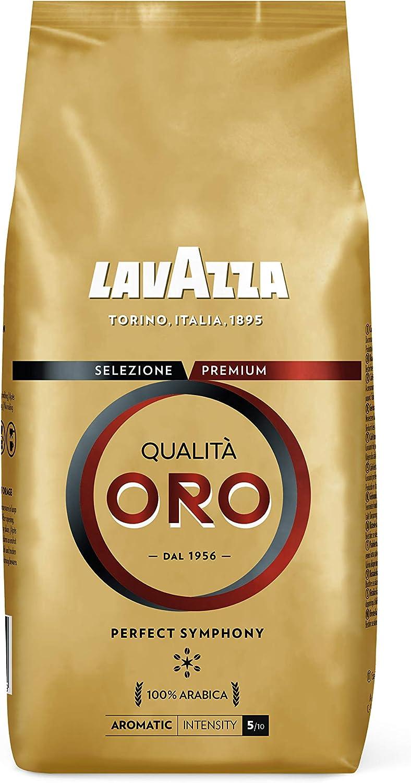 Lavazza Café en Grano, Qualità Oro Perfect Symphony 1kg