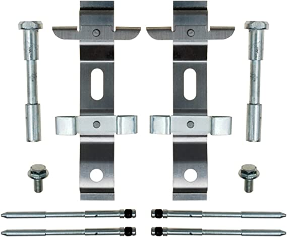 ACDelco 18K2047X Professional Rear Disc Brake Caliper Hardware Kit with Clips and Pins