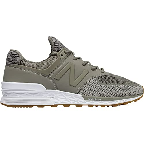 Zapatillas New Balance 574 Sport EMG Gris: Amazon.es: Zapatos y complementos