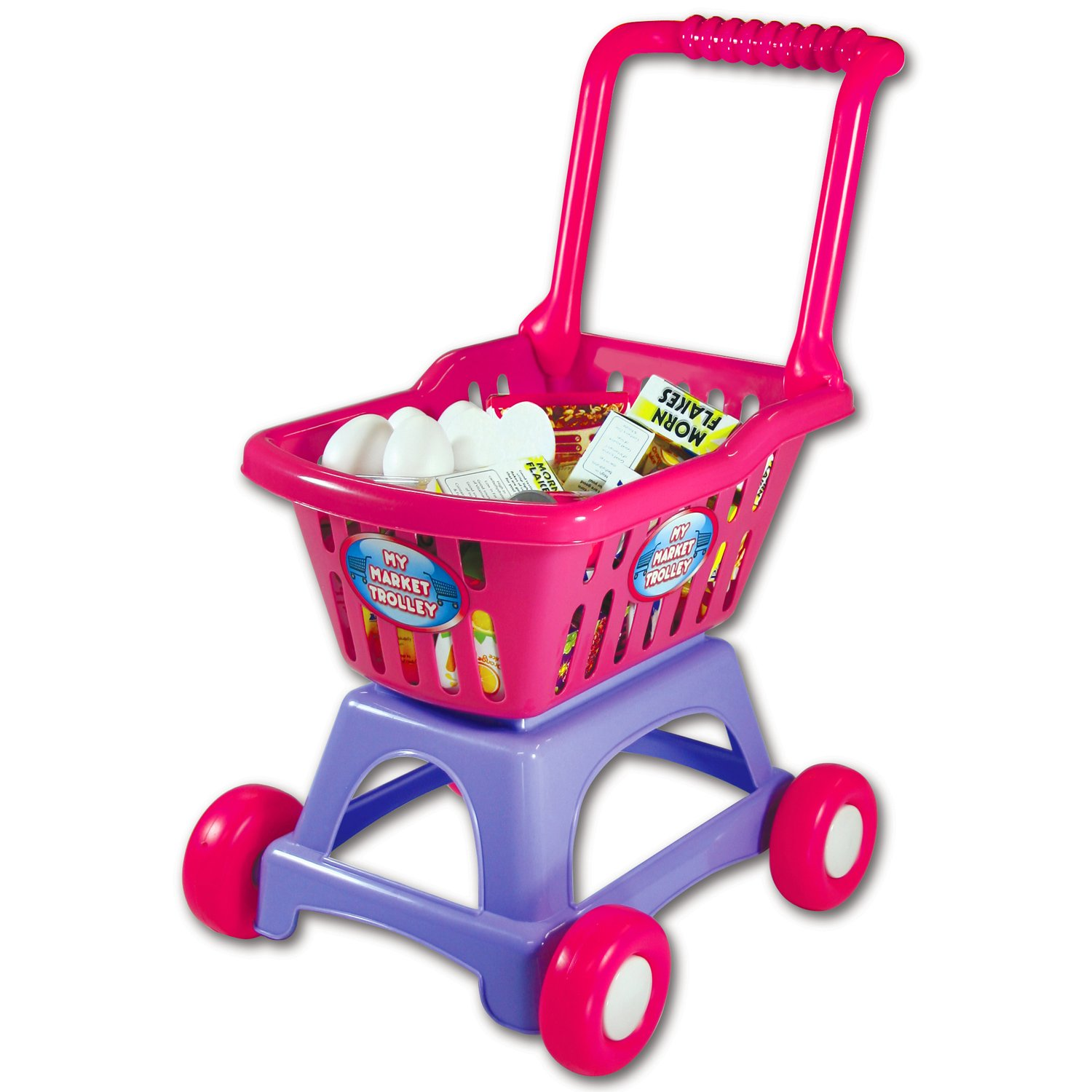 The Learning Journey Shop and Go Shopping Cart