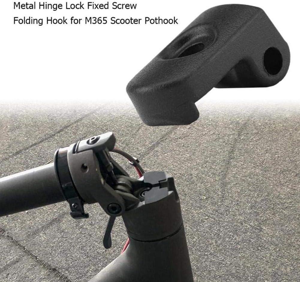 1*For Xiaomi M365 Lock Steering Wheel Replacement Hinge Repair Latch Accessories