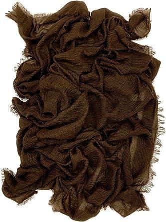 Styles Crinkle Scarf  Hijab  Plain Maxi Headscarf Crimp Scarves Shawl Ruffle UK