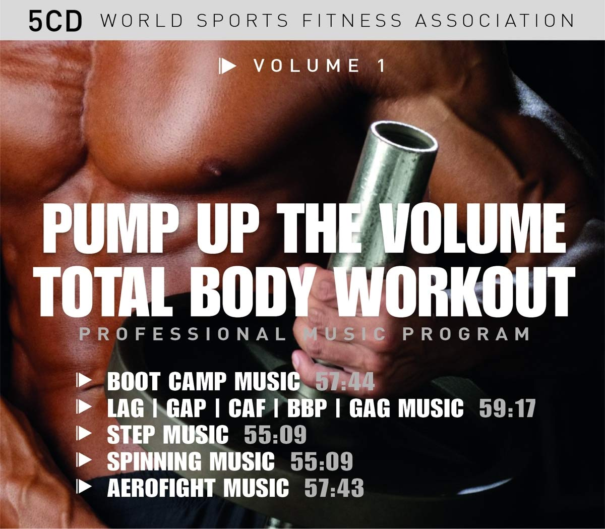 Total Workout I-Pump Up The Volume: various: Amazon.es: Música