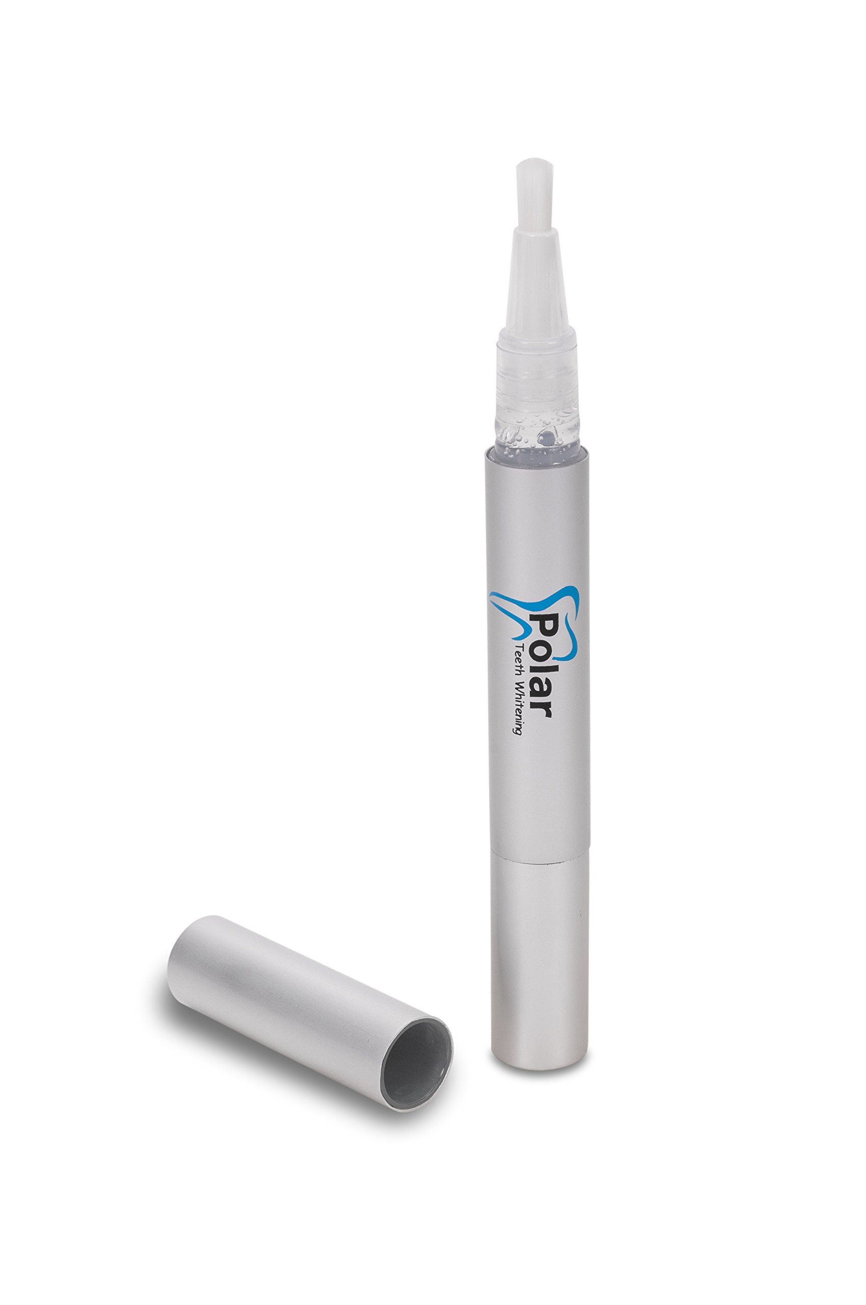 Polar Teeth Whitening Pen, More Than 20 Uses, Effective, Painless, No Sensitivity, Easy to Use, Beautiful White Smile, Natural Mint Flavor