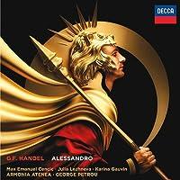 Handel: Alessandro (3 CD Set)