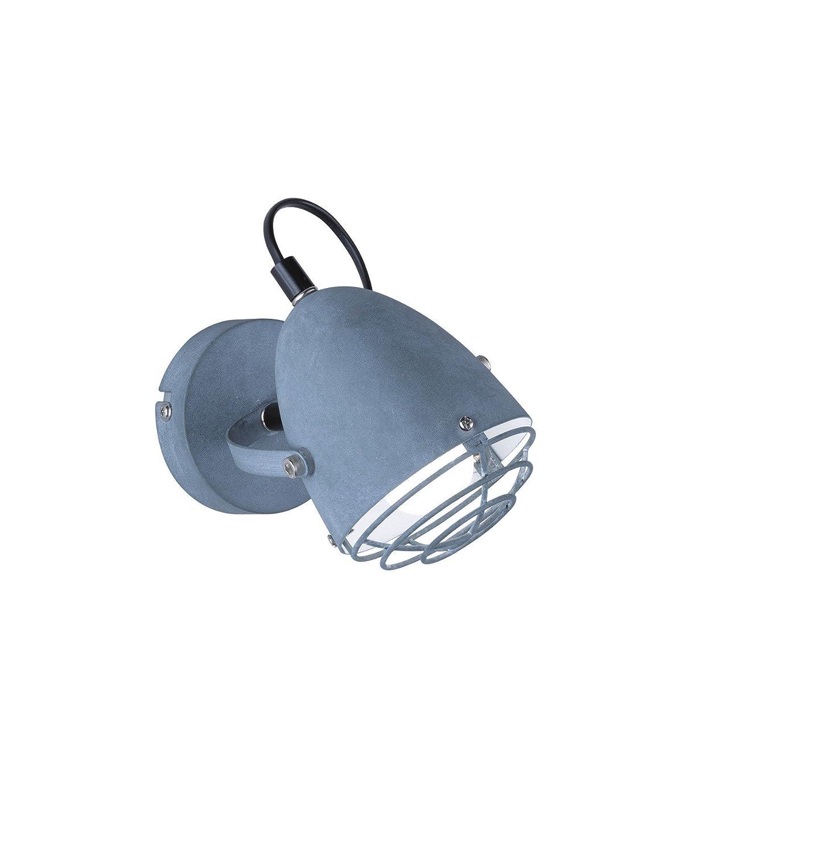 Philips Lighting Matt Chrome Spot Light Limbali Faretto Singolo Orientabilesenza Lampadina Bianco 1 x 50 W