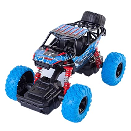 f68d1f1891 Amazon.com  Meyall Pull Back Cars Monster Truck Toys