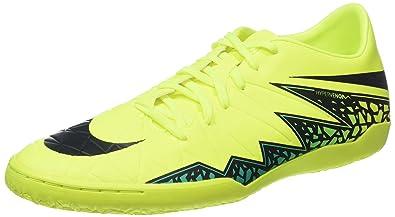 sports shoes 0f057 c2087 Nike Mens Hypervenom Phelon II IC Indoor Soccer Shoe (Sz. 7) Volt