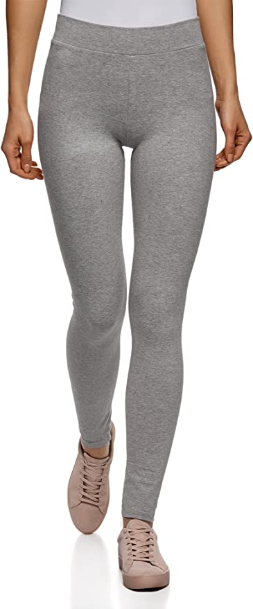 oodji Ultra Femme Legging Basique (Lot de 2)