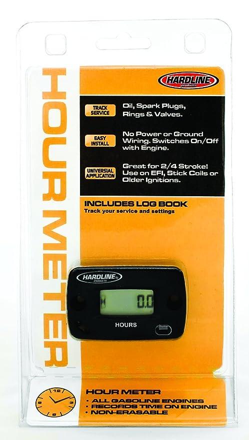 Hardline Products HR-8063-2 Hour Meter