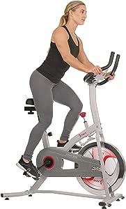 Sunny Health & Fitness SF-B1918 - Bicicleta estática de ejercicio ...