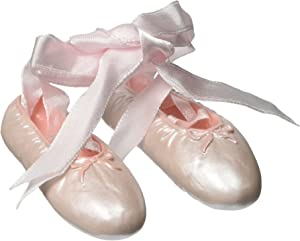 Ballet Collection Roman Inc Exclusive Pair of Ballet Slippers Hanging Ornament Keepsake